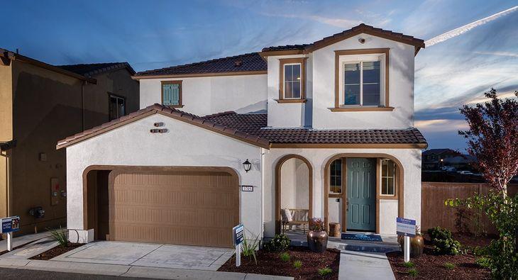 Residence 1454 Model Home