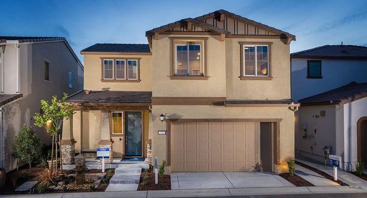 Residence 1638 Model Home