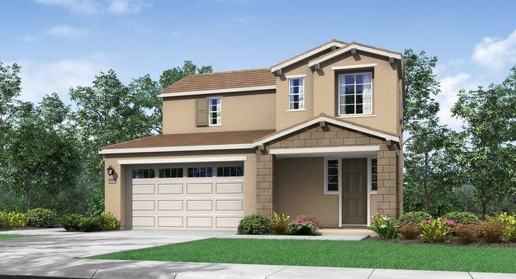 Residence 1454 | Elevation C