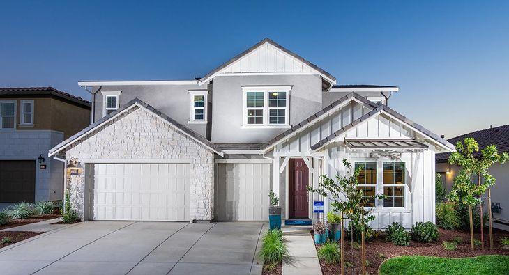 Residence 3411 Model Home