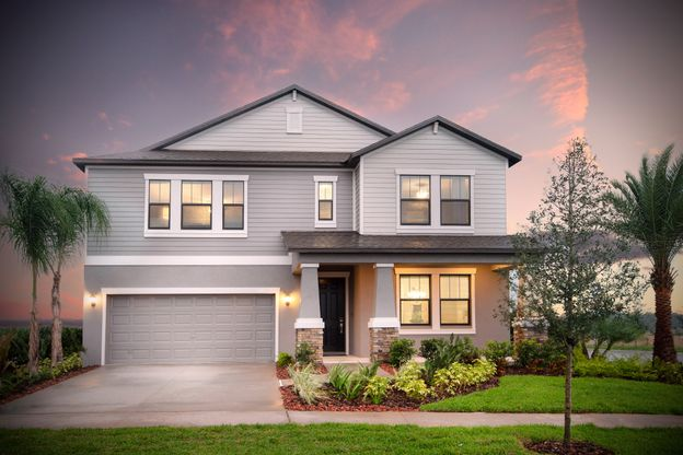 New homes for sale in Tampa, FL.