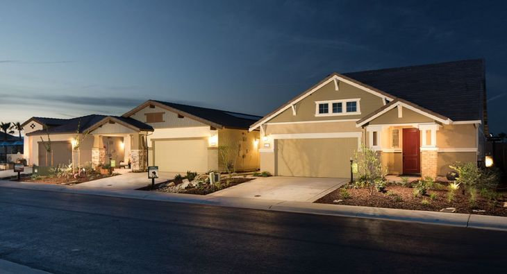 The Mosaic Model Home Collection
