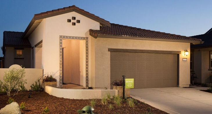 The Sapphire Model Home