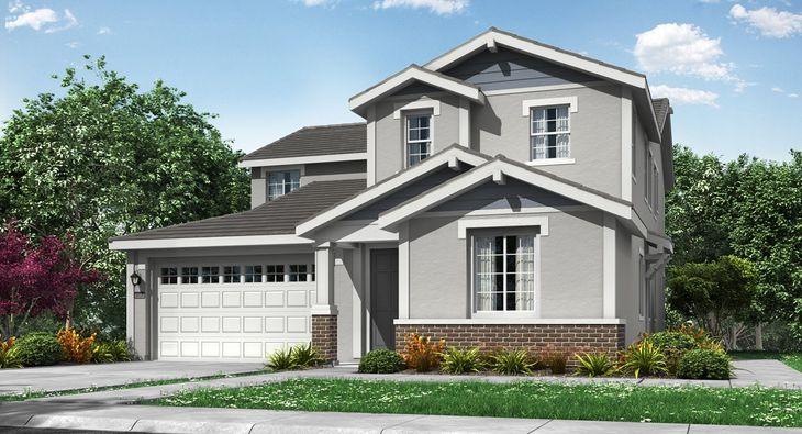 Residence 3033 | Elevation C
