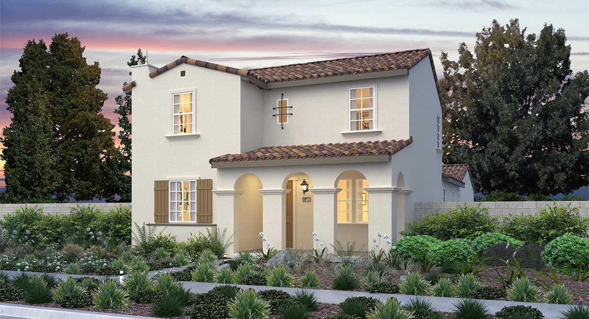 Landmark Beacon In Ontario Ca New Homes By Lennar
