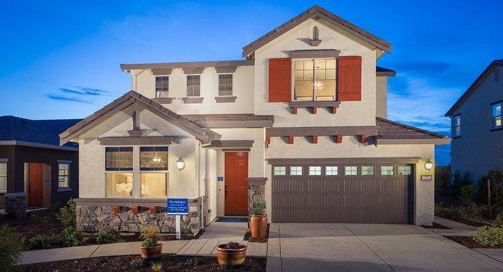 The Addington Model Home