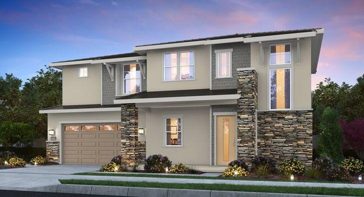 Residence 2531   Elevation B