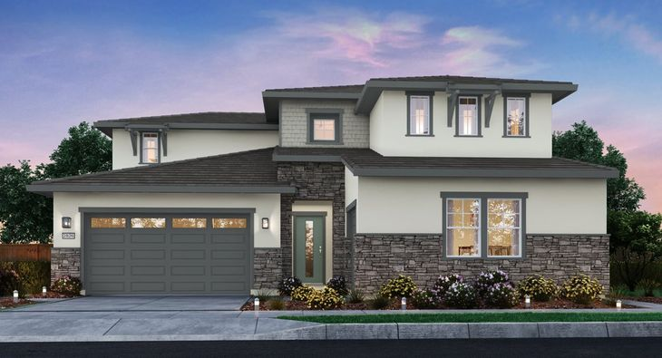 Residence 2826 | Elevation B