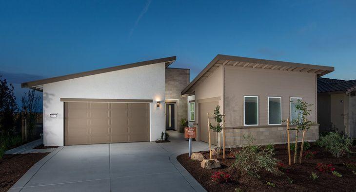 Residence 2466 Model Home