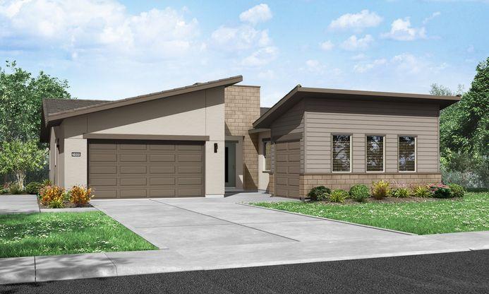 Residence 2466 | Elevation F