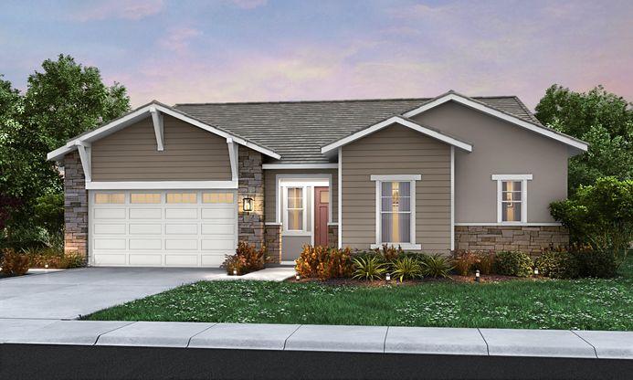 Residence 2766 | Elevation C