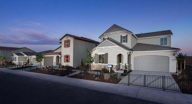 Montair at Sterling Meadows Model Homes