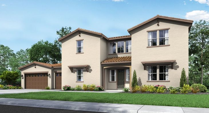 Residence 3324 | Elevation A