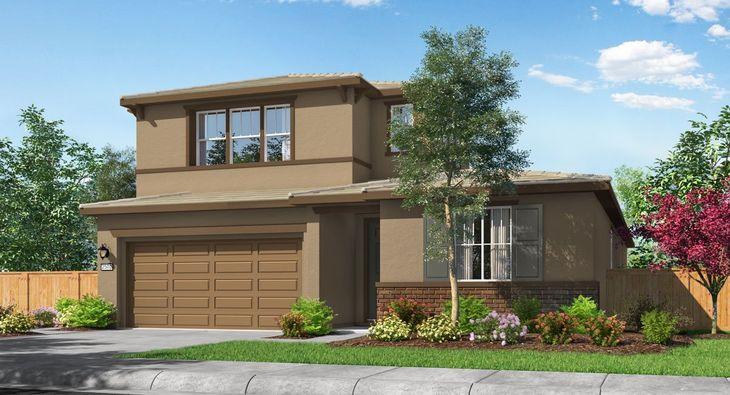 Residence 2502 | Elevation C
