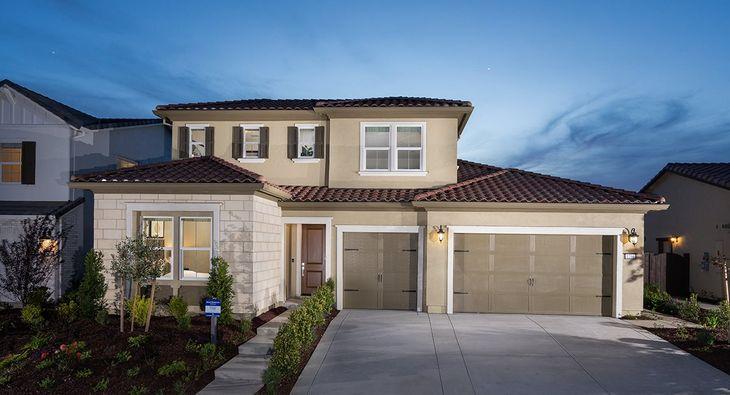 Residence 2780 Model Home
