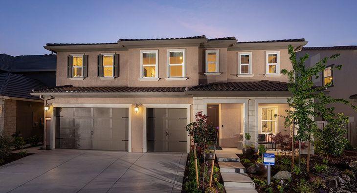 Residence 3447 Model Home