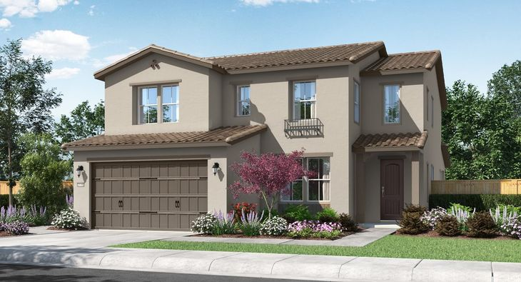 Residence 2722   Elevation A