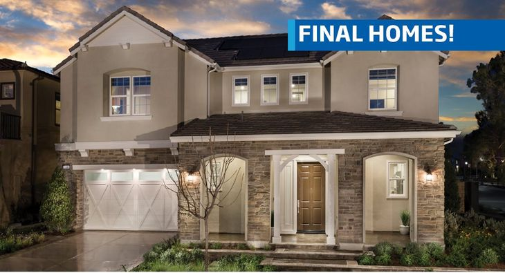 Final Homes at Marcato