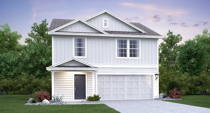 Harland Elevation A