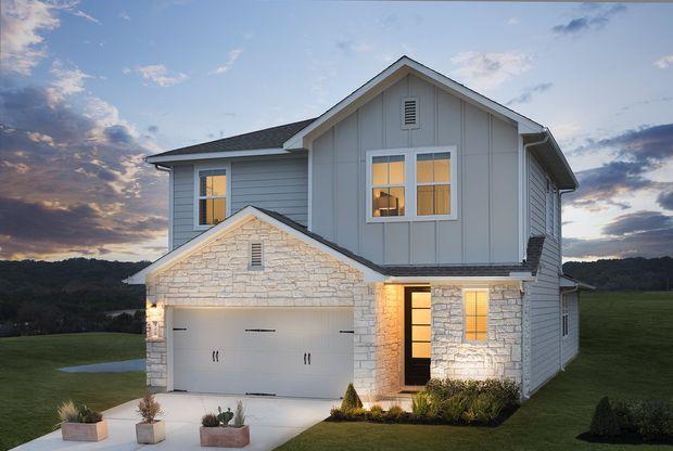 Model Home - The Bisset