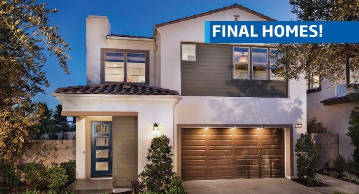 Residence 1 - Final Homes