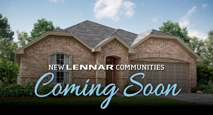 New Homes for Sale in Princeton Coming Soon
