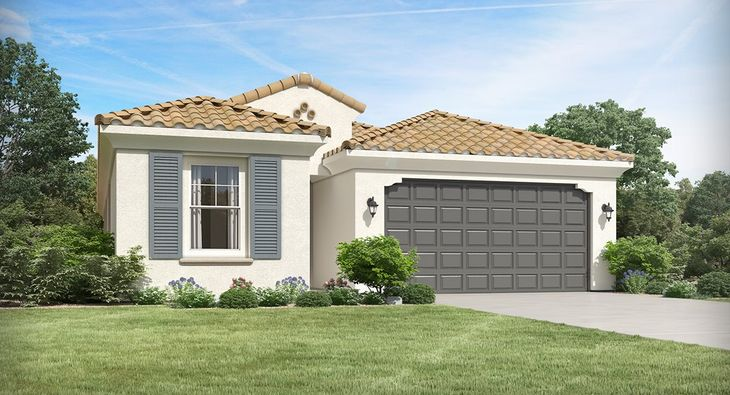 Lewis Plan 3575 A Spanish Colonial