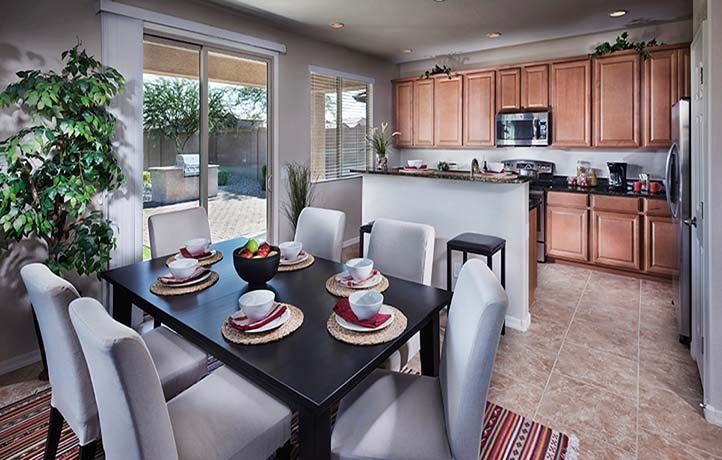 Kitchen-in-Cortes Plan 35-8-at-Peak View - Discovery-in-Cave Creek