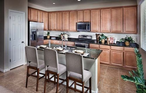 Kitchen-in-Columbus-at-Peak View - Discovery-in-Cave Creek