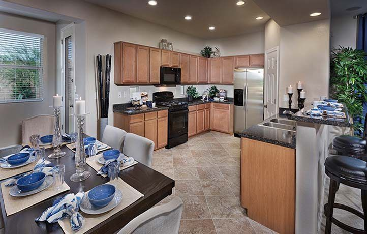 Kitchen-in-Barbaro Plan 3570-at-Peak View - Discovery-in-Cave Creek