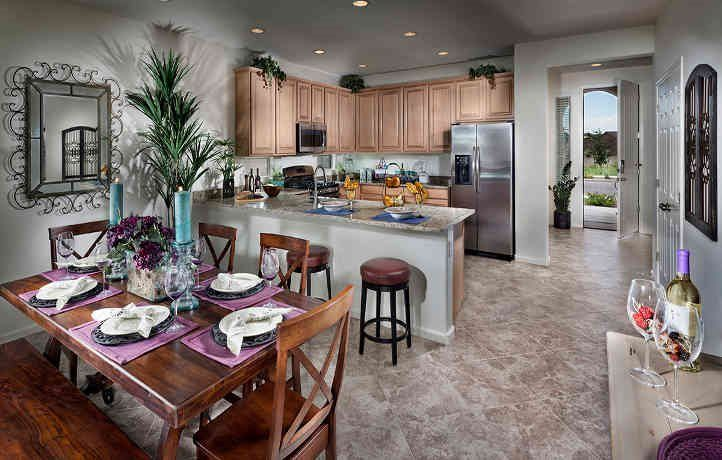 Kitchen-in-Clark Plan 4075-at-Peak View - Discovery-in-Cave Creek