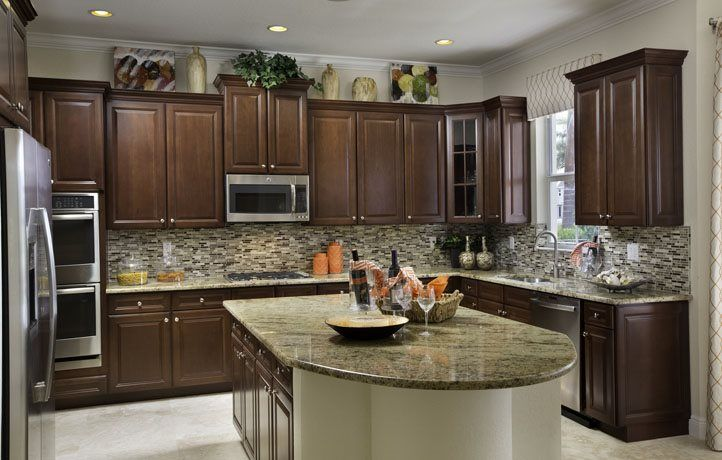 Kitchen-in-Tahoe-at-MiraLago at Parkland - Executive Collection-in-Parkland