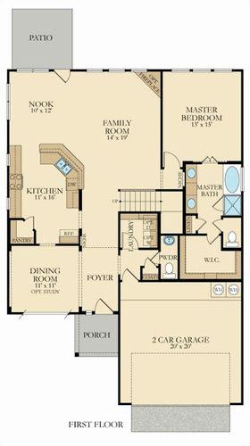 Terrazzo 3753 1st floor