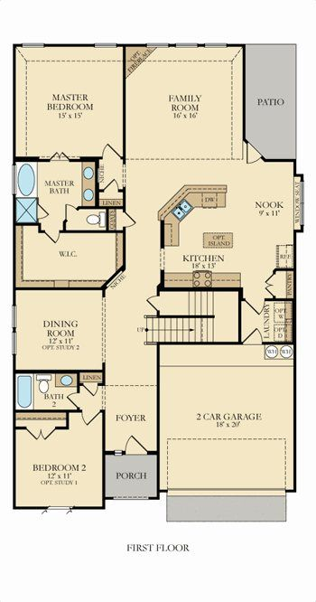 Carnelian 3793 1st floor