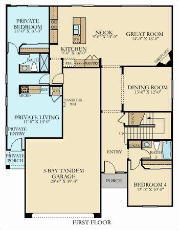 Nextgen Homes Floor Plans Gurus Floor