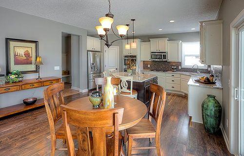 Kitchen-in-St. Croix II-at-Sundance Woods Landmark Collection-in-Dayton