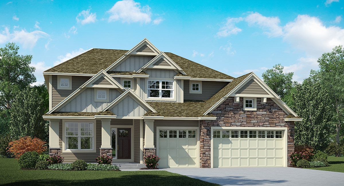 New Homes In Brooklyn Park MN