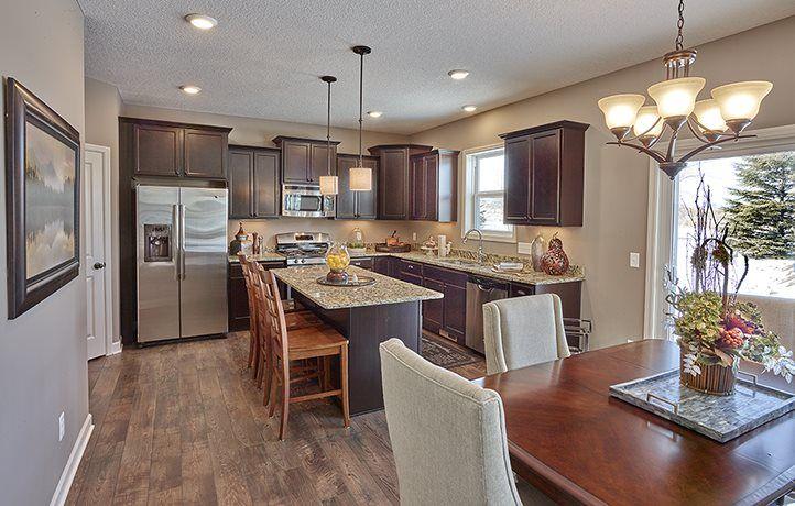 Kitchen-in-Vanderbilt-at-Highland Ridge-in-Delano