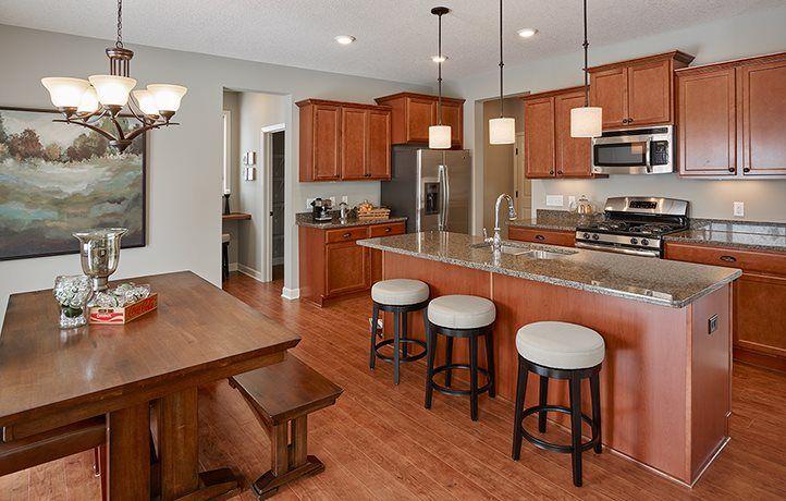 Kitchen-in-Hamilton-at-Highland Ridge-in-Delano