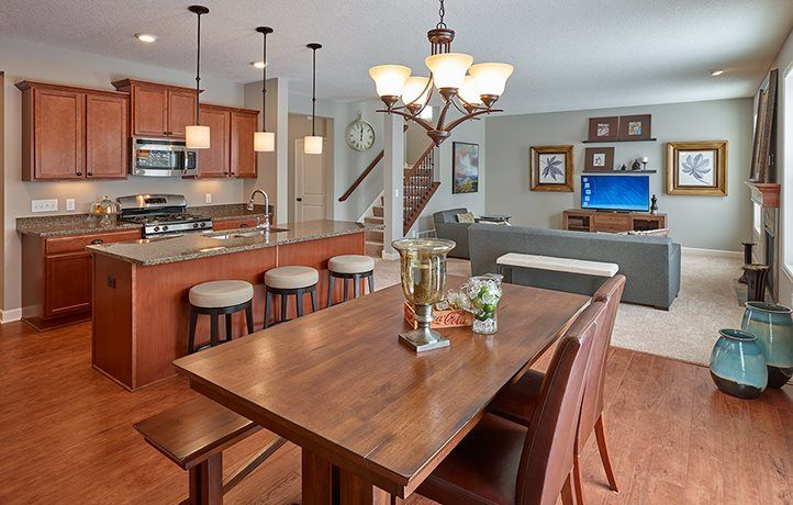 Greatroom-and-Dining-in-Hamilton-at-Highland Ridge-in-Delano
