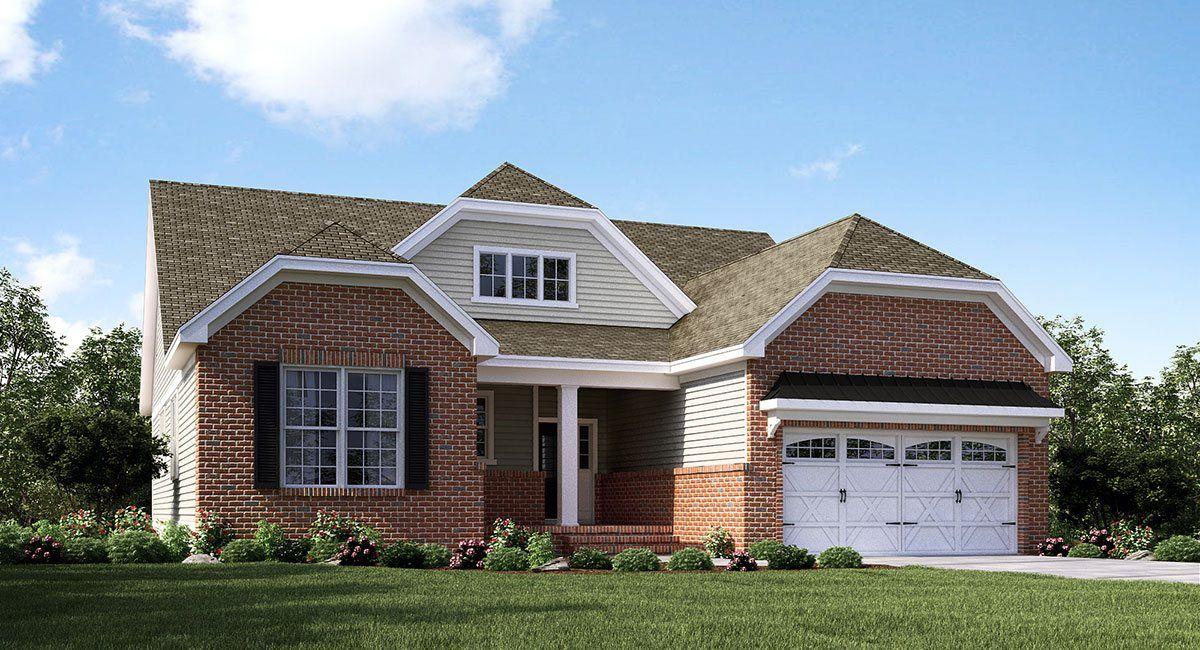 Lakemont lennar model home