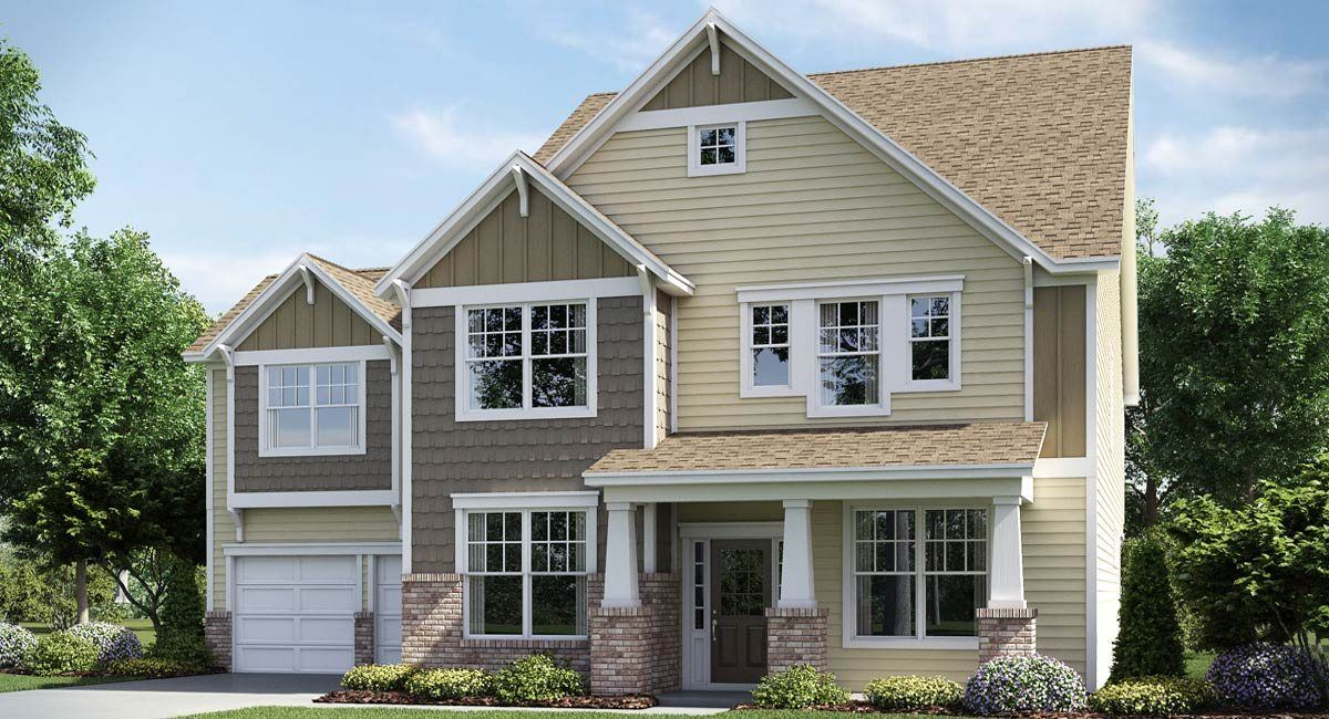 New construction floor plans in weddington nc newhomesource for Home plans charlotte nc