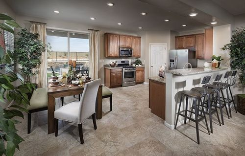 Kitchen-in-Liberty - Home Within a Home-at-Peak View - Discovery-in-Cave Creek