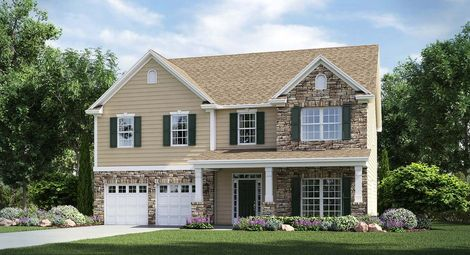 Waterford Hall In Davidson Nc New Homes Amp Floor Plans By