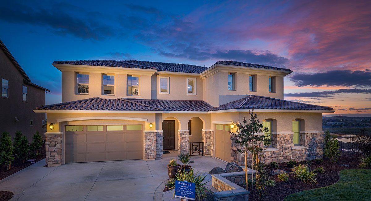 new homes in el dorado hills ca 660 new homes newhomesource