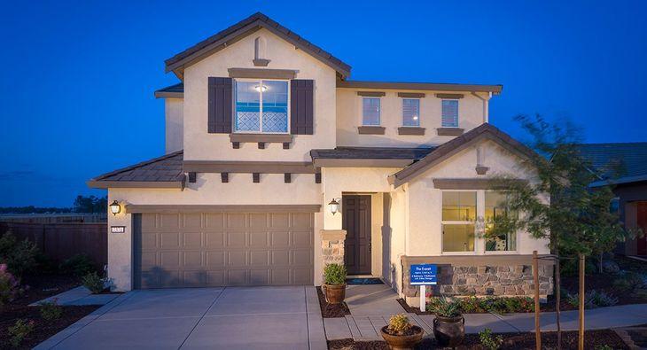 The Everett Model Home
