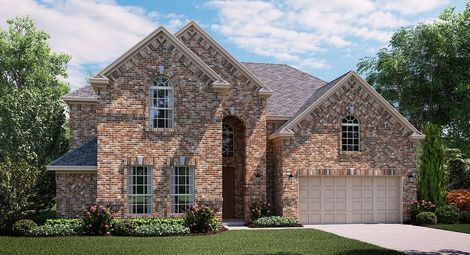 Crown Ridge In Frisco Tx New Homes Amp Floor Plans By Lennar