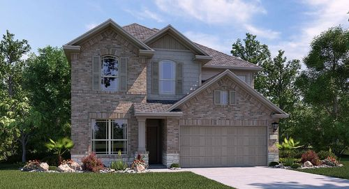 New Homes In San Antonio Tx New Home Source