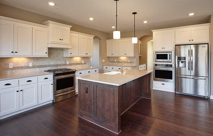 Kitchen-in-Windsor-at-Settler's Ridge - Settler's Ridge Classic-in-Inver Grove Heights