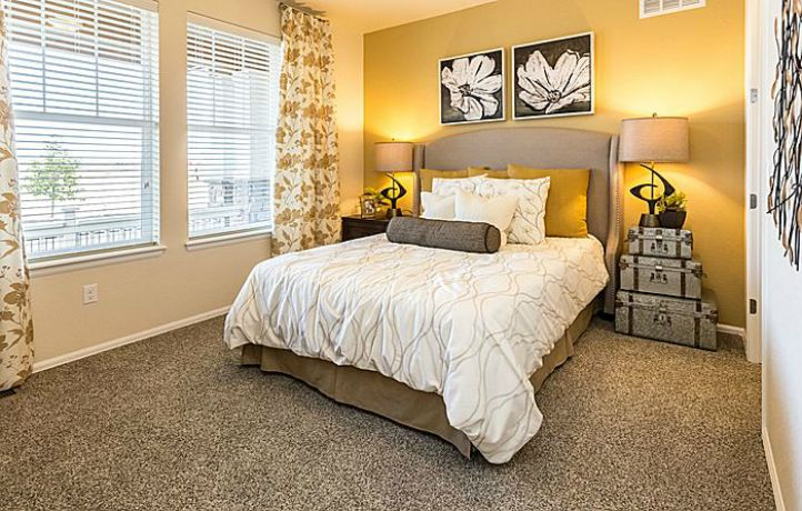 Bedroom-in-Chelton-at-Amber Creek - The Monarch Collection-in-Thornton